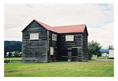 The American Blockhouse style, Upper Hutt. Photo Credit Helen McCracken.