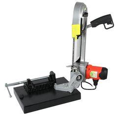 DLY-100/680 W de metal sierra de cinta para trabajar la madera sierra de cinta de la máquina/mini-sierra de mesa/herramienta eléctrica máquina de corte(China (Mainland))