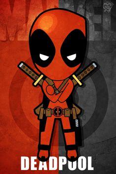 Marvel Deadpool by modanspank.deviantart.com on @deviantART