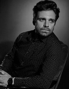 Sebastian Stan by Maarten de Boer | 2017 TIFF Portraits