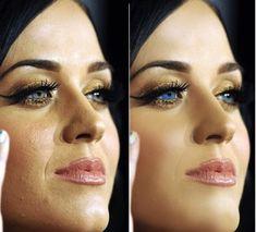 tutorial trucco per viso dimagrante