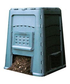 Take a look at this Green & Gray Thermoquick 160-Gal. Composter by EXACO on #zulily today!