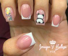 Precious Nails, Beauty Nails, Hair Beauty, Pop Art Nails, Nail Spa, Disney Wallpaper, Nail Art Designs, Pretty, Designed Nails