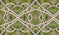 "Zoë Design: Day 144 ~ Wallpaper-a-Day ""Mulberry"" #WallCoverings #InteriorDesign #TwigTrellis"