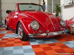 Vente voiture ancienne de collection : Volkswagen Coccinelle Cabriolet - Petite annonce véhicule et automobile