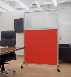Our Hush Panel Configurable Cubicle Partition System allows infinite space-division possibilities. Quickly and easily assemble office cubicles by sliding the panels and posts together. The thick, tackable, acoustical partition panels are excellent for dampening sound while creating quick workstation privacy screens. Available in several colors, this office partition system can be customized to fit any workspace. Get creative with these attractive cubicle panels - the possibilities are…