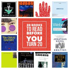 Read these 20 books when you are ready to simultaneously destroy and rebuild your rose colored glasses view of the world.