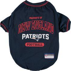 New England Patriots Pet T-Shirt