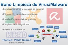 Oferta: Limpieza de virus a domicilio - Valencia