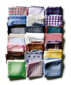 Pañuelos de bolsillo para hombre... handkerchief