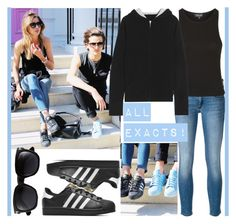"""""""ELEANOR CALDER INSPIRED OUTFIT <3"""" by costina-raftu ❤ liked on Polyvore"""