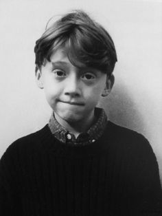 little rupert #harrypotter #ron
