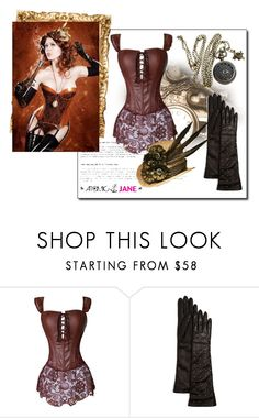 """""""ATOMIC JANE"""" by atomic-jane ❤ liked on Polyvore featuring ...Lost, Bloomingdale's, women's clothing, women, female, woman, misses, juniors, ootd and brownleather"""
