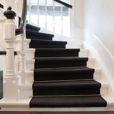 Stairs / like the black and white / old design