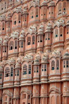 Wind Palace, Jaipur, India