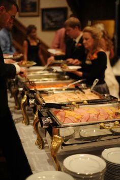 #Buffet Line #Bauerhaus Catering #Ham