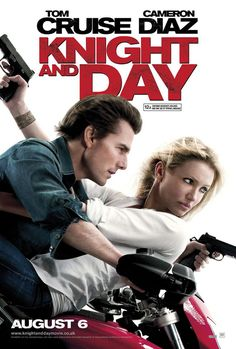 Knight and Day a film by James Mangold + MOVIES + Tom Cruise + Cameron Diaz + Peter Sarsgaard + Jordi Mollà + Viola Davis + cinema + Action + Comedy + Romance.I LOVE this movie and have seen it several times. See Movie, Movie List, Movie Tv, Movies Showing, Movies And Tv Shows, Citations Film, Bon Film, Films Cinema, Movies Worth Watching