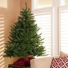 Finley Home Classic Tabletop Unlit Christmas Tree - 4.5 ft., Green, 4.5 ft Finley Home http://www.amazon.com/dp/B005TVT0HO/ref=cm_sw_r_pi_dp_ebuGub1W1C99J