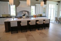 Newport Coast home featuring Dalle de France Libourne Medium Light flooring.