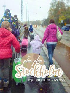MEEL: Jalan-jalan Stockholm