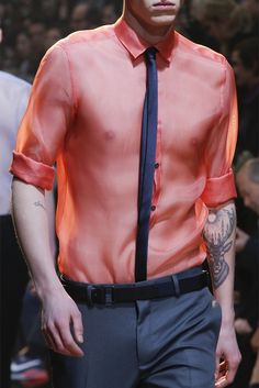 Men's Fashion - Lanvin / repinned on Toby Designs