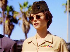 Female Soldier, Military Soldier, Best Uniforms, Catherine Bell, Army Wives, Nightingale, Above And Beyond, Mondays, Cassie