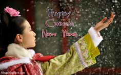 Happy Chinese New Year Greetings Cards Photos