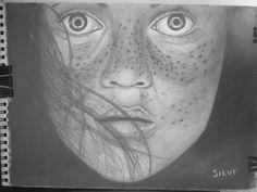 Eyes, by me. #eye #eyes #pencil #drawing #black_white