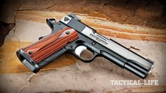 Warhorse Legacy: A History of the 1911 Handgun