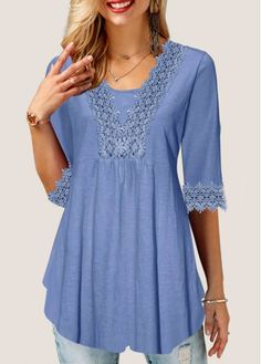 women's blouses, trendy blouses for women with competitive price How To Roll Sleeves, Half Sleeves, Blouses For Women, Women's Blouses, Cheap Blouses, Blouse Online, Ladies Dress Design, Tops Online, Shirts Online