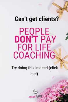 life coaching tools Let's talk about how to sell coaching services. 'People don't pay for life coaching.' Have you ever heard that before? 'Not true!' you might be thinking.