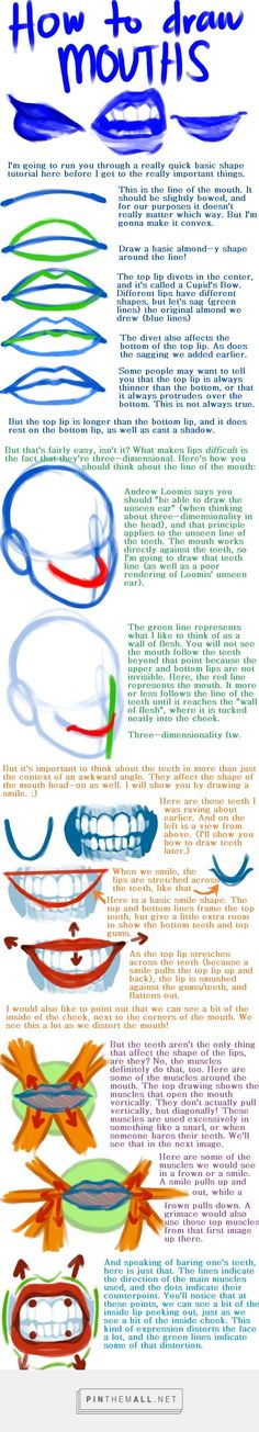 Drawing faces realistic anatomy character design references 19 New Ideas Drawing Lessons, Drawing Techniques, Drawing Tutorials, Drawing Tips, Art Tutorials, Art Lessons, Painting & Drawing, Drawing Ideas, Watercolor Painting