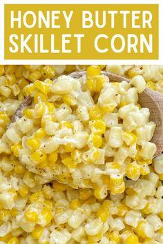 Side Dish Recipes, Veggie Recipes, Vegetarian Recipes, Dinner Recipes, Cooking Recipes, Frozen Corn Recipes, Easy Corn Recipes, Roasted Vegetable Recipes, Salmon Recipes