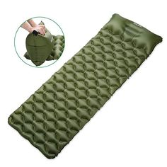 No Leak Valve . Air Pillow for Camp Travel Hiking Hammock /& Beach Pillow Constellation Outfitters Ultralight Inflatable Camping /& Backpacking Pillow