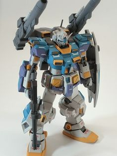 Custom Build: 1/144 Gundam Unit 6 Mudrock - Gundam Kits Collection News and Reviews