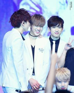 YugBam, can I steal BamBam's bf, Yugyeom?, LOL!