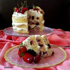 Adapted from Martha Stewart  Malzemeler:   210 gr. Kek un ( kabartma tozu içermeyen kekun gerekli ve ev yapımı kekun tarifine buradan  ul...