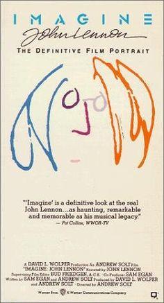 Imagine: John Lennon.