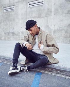 Sneaker Diary: Chan Lo Takes New York In Converse x Reebok