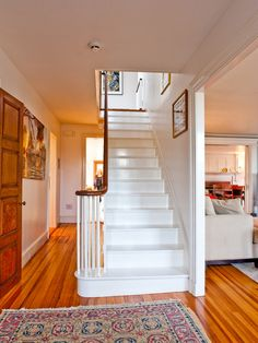 Painted Stairs Design, Pictures, Remodel, Decor and Ideas