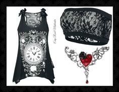 Rock Fashion, Moda Rock > EMP Online España • Tienda Rock, Heavy Metal, Gótica y Alternativa >  http://emp.me/Qby