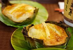 Easy-to-follow Bibingka Recipe http://www.kusinamasterrecipes.com/bibingka-recipe/