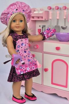 Let's Play Dolls - Let's Party Set