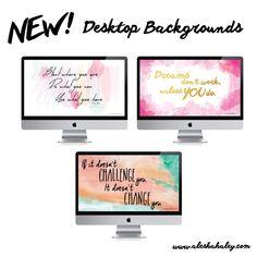 {NEW} Desktop Backgrounds – {graphic design}