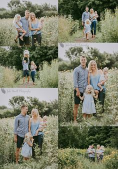 The Nelson Family Chicago Family Photographer Family Portrait Poses, Family Picture Poses, Family Posing, Family Photo Sessions, Outfits For Family Pictures, Family Photo Shoot Ideas, Family Portrait Outfits, Beach Portraits, Outdoor Family Pictures