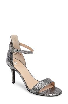 34ce2c7c8e2b  Luminate  Open Toe Dress Sandal (Women) available at  Nordstrom