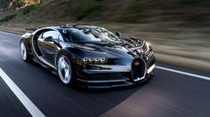 There are many absurd facts about the Bugatti Chiron that was just introduced today ahead of the Geneva Motor Show. Its top speed is electronically limited — limited! — to 261 miles per hour. It...