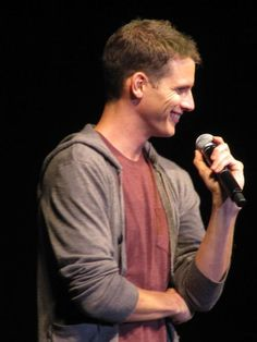 Yes, I have a crush on Daniel Tosh and I'm not ashamed.