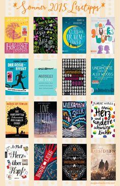 * magnoliaelectric: 16 Bücher, die ihr diesen Sommer lesen solltet {summer 2015 - reading list}