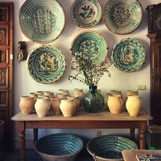Image may contain: indoor Robert Browning, Volubilis, Antique Pottery, Ceramic Pottery, Ivy House, Decoration, Home Accessories, Stoneware, Decorative Bowls